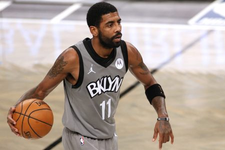 """Kyrie Irving's Campaign for 2021's """"Most-Disliked Athlete"""" Has Early Launch Date"""