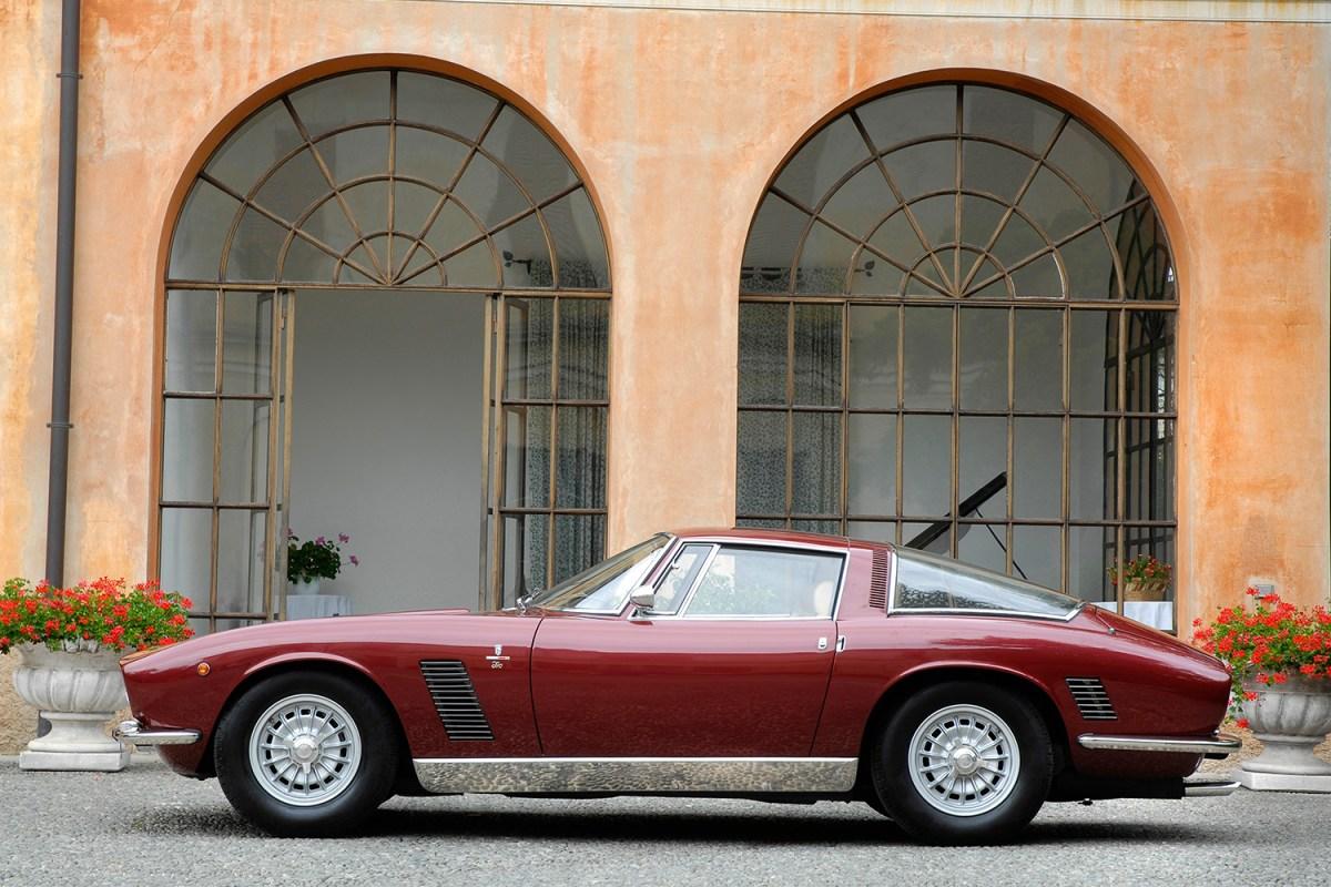 1967 Iso Grifo car