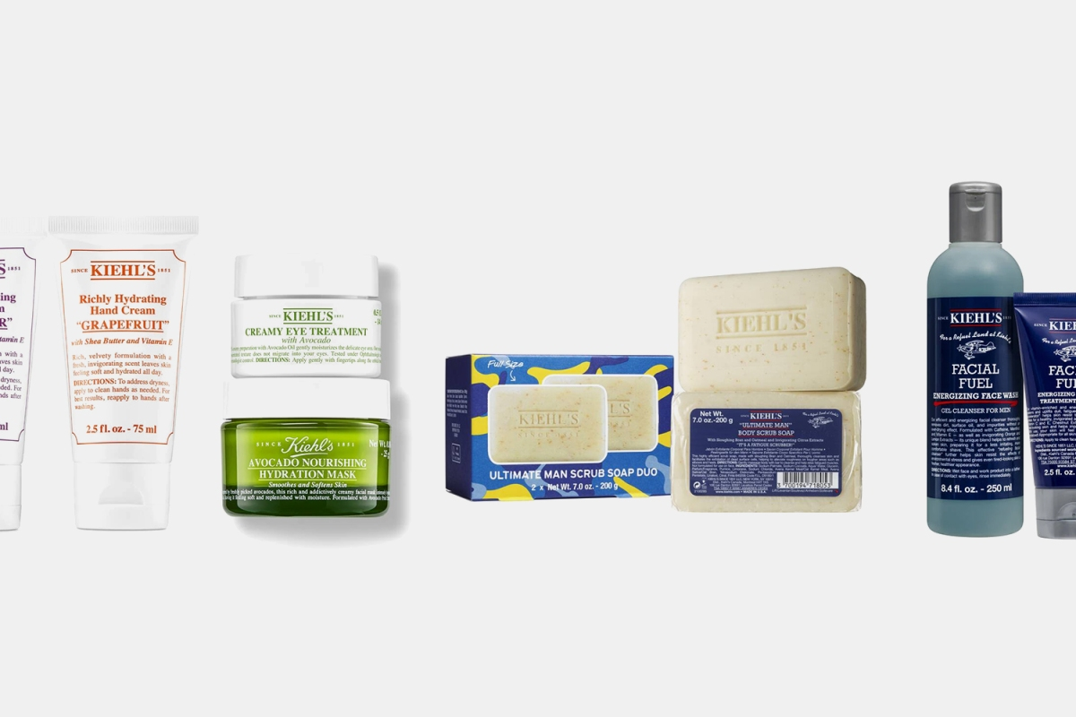 Kiehl's Gift Sets