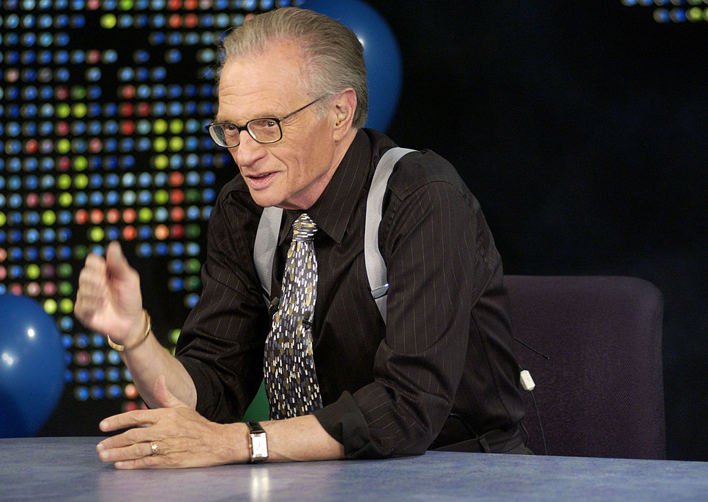 Larry King's 70th Birthday Party