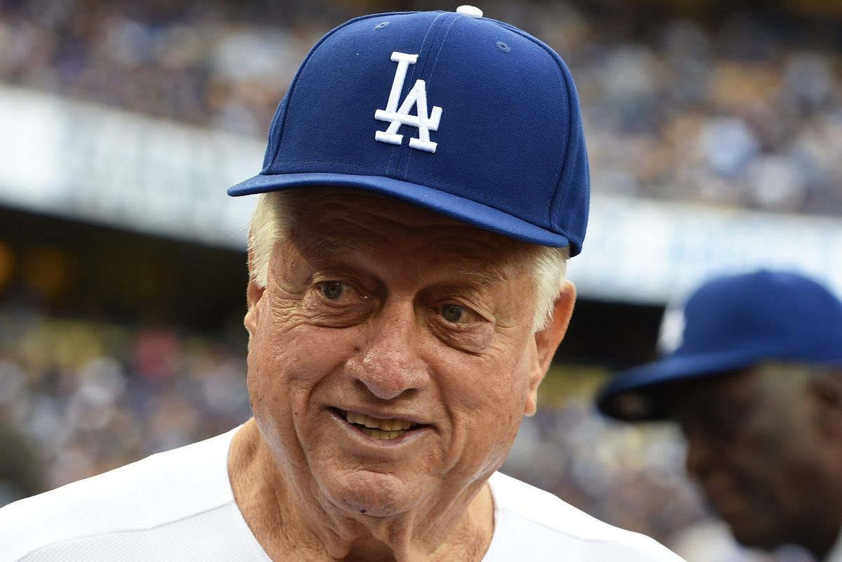 The Lore of Tommy Lasorda