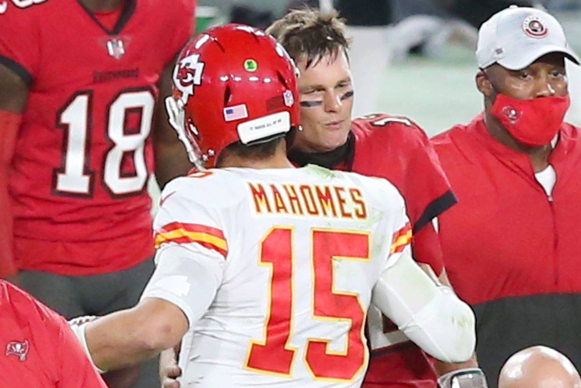 Brady vs Mahomes: Tale of the Tape Before Fifth Matchup of Quarterbacks in Super Bowl LV