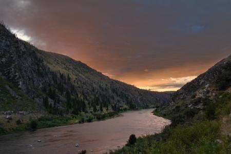 Bear Trap Canyon in Montana