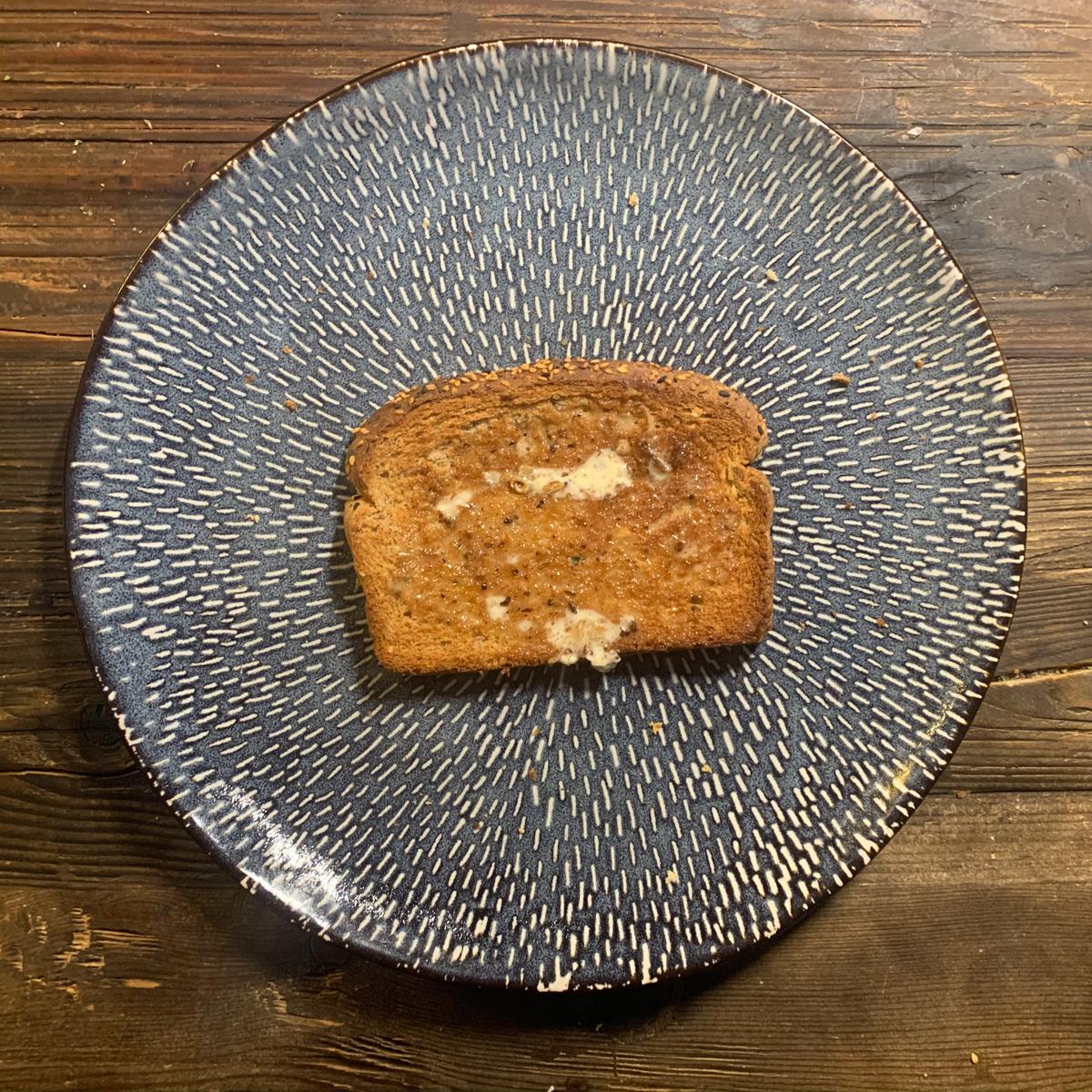 garlic bread multigrain bread
