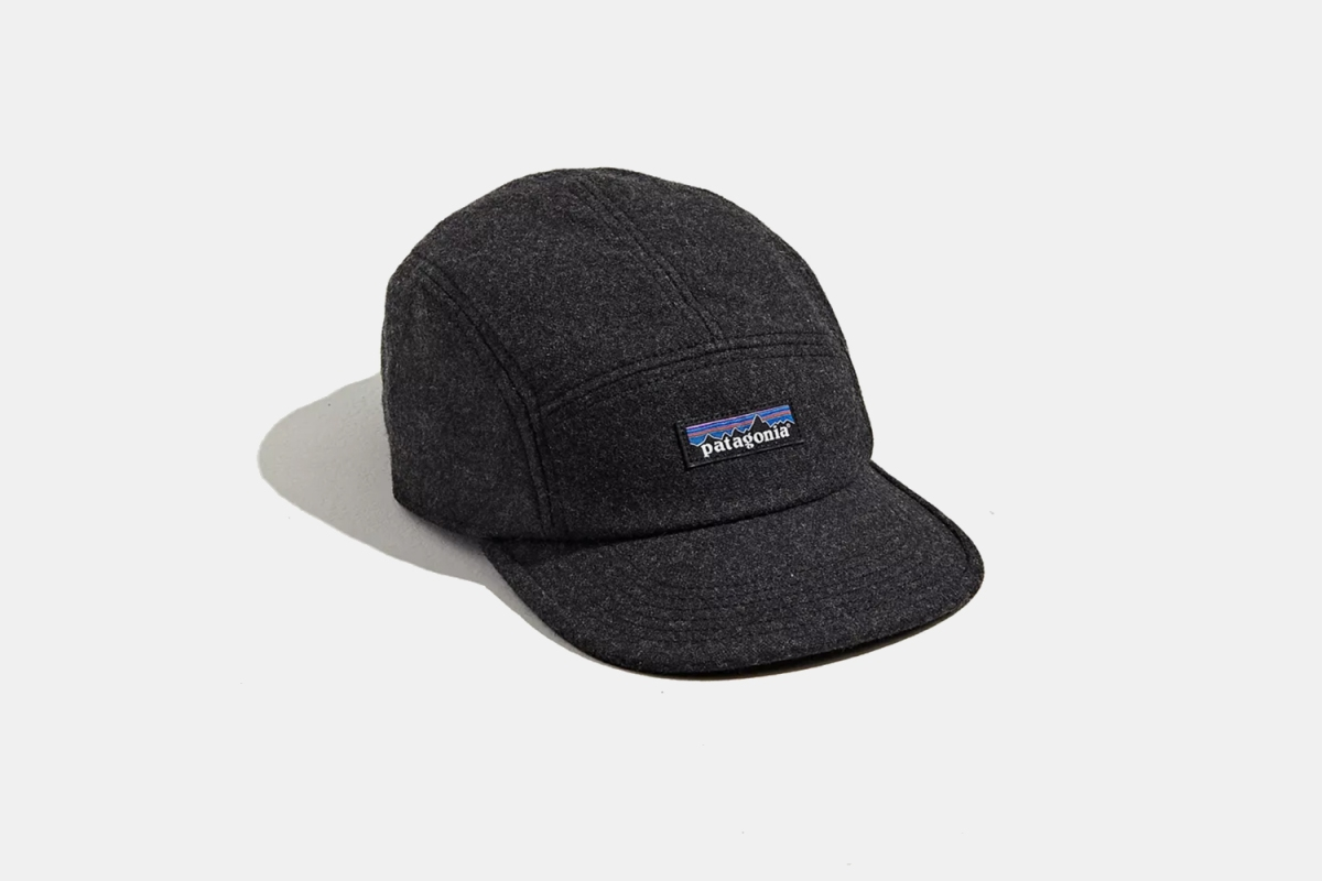 Patagonia Recycled Wool 5-Panel Hat