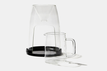 Deal: This Sleek Glass Pour-Over Coffee Maker Is Only $50