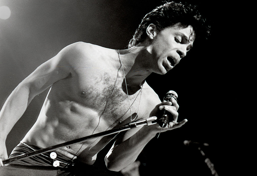 Prince at McNichols Arena 1986