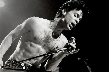 Prince at McNichols Arena 1986
