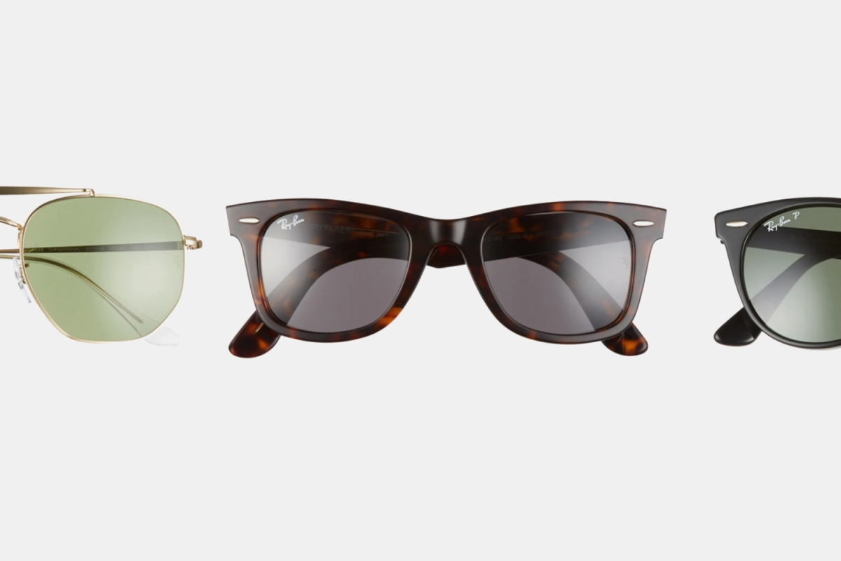Deal: Tons of Ray-Bans Are Only $80 at Nordstrom