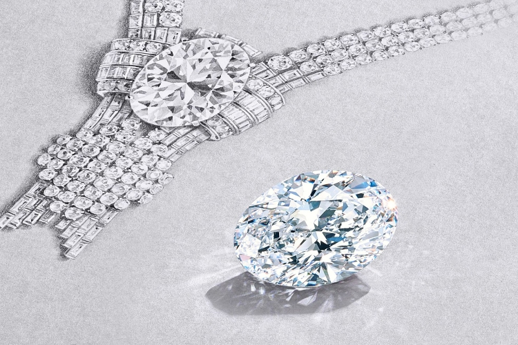 Tiffany most expensive diamond