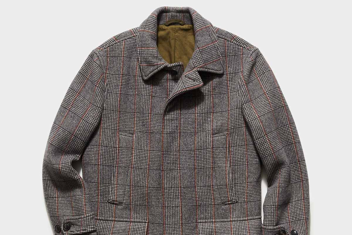 Todd Snyder topcoat