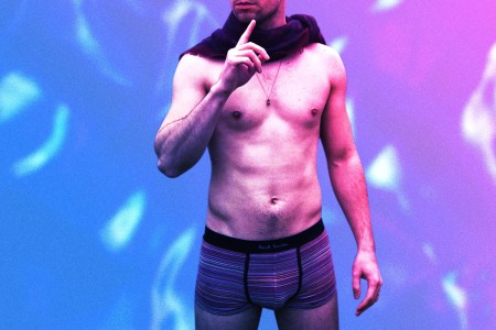 A Brief Adventure: My Year as a Male Underwear Model