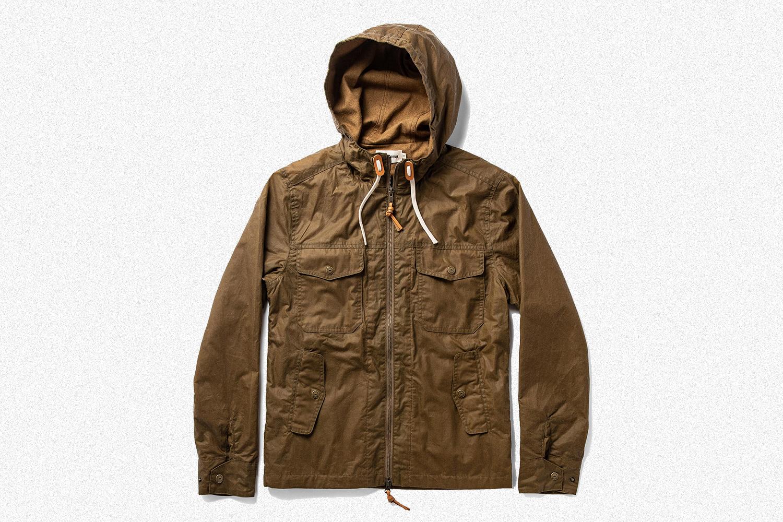 Taylor Stitch waxed cotton jacket