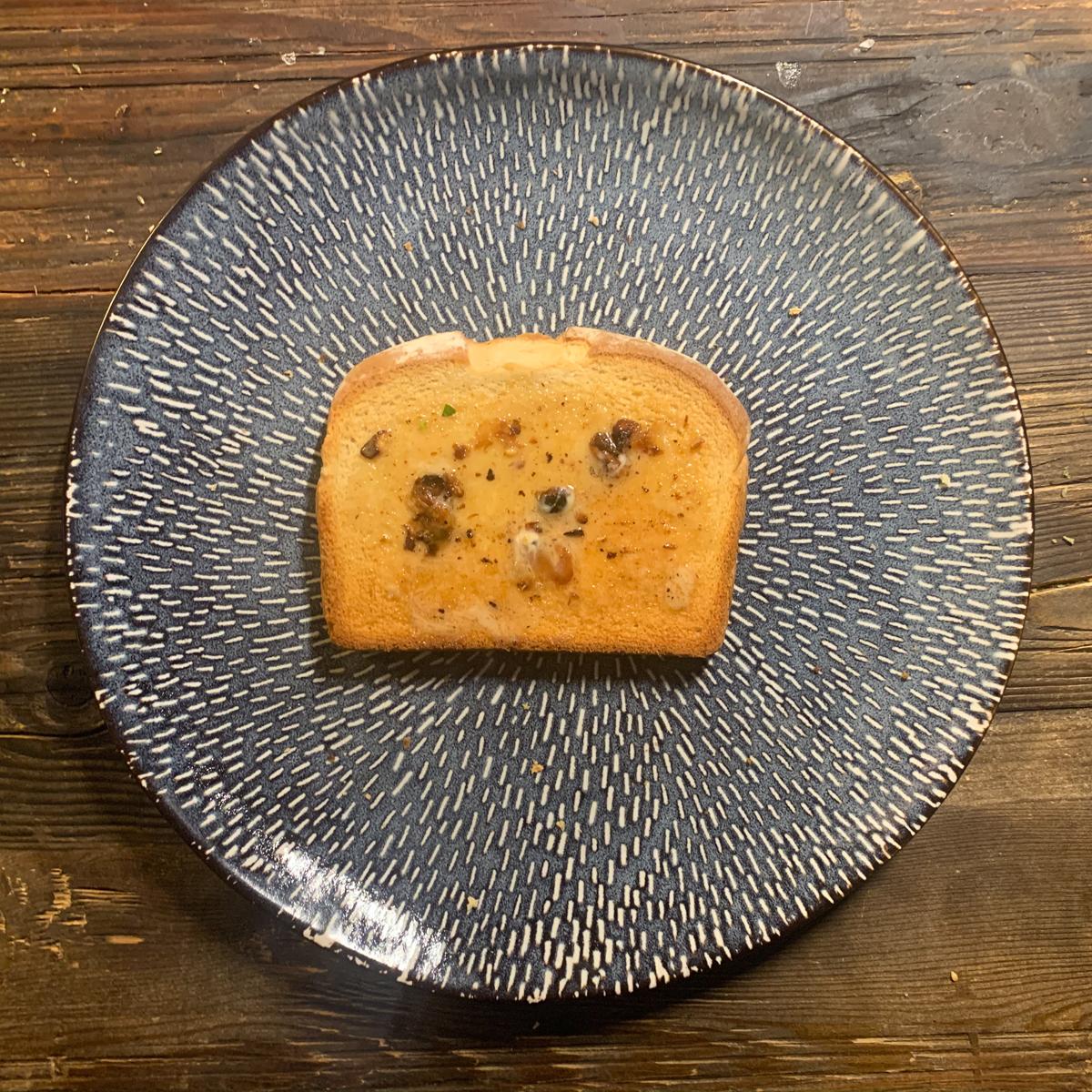 garlic bread white bread