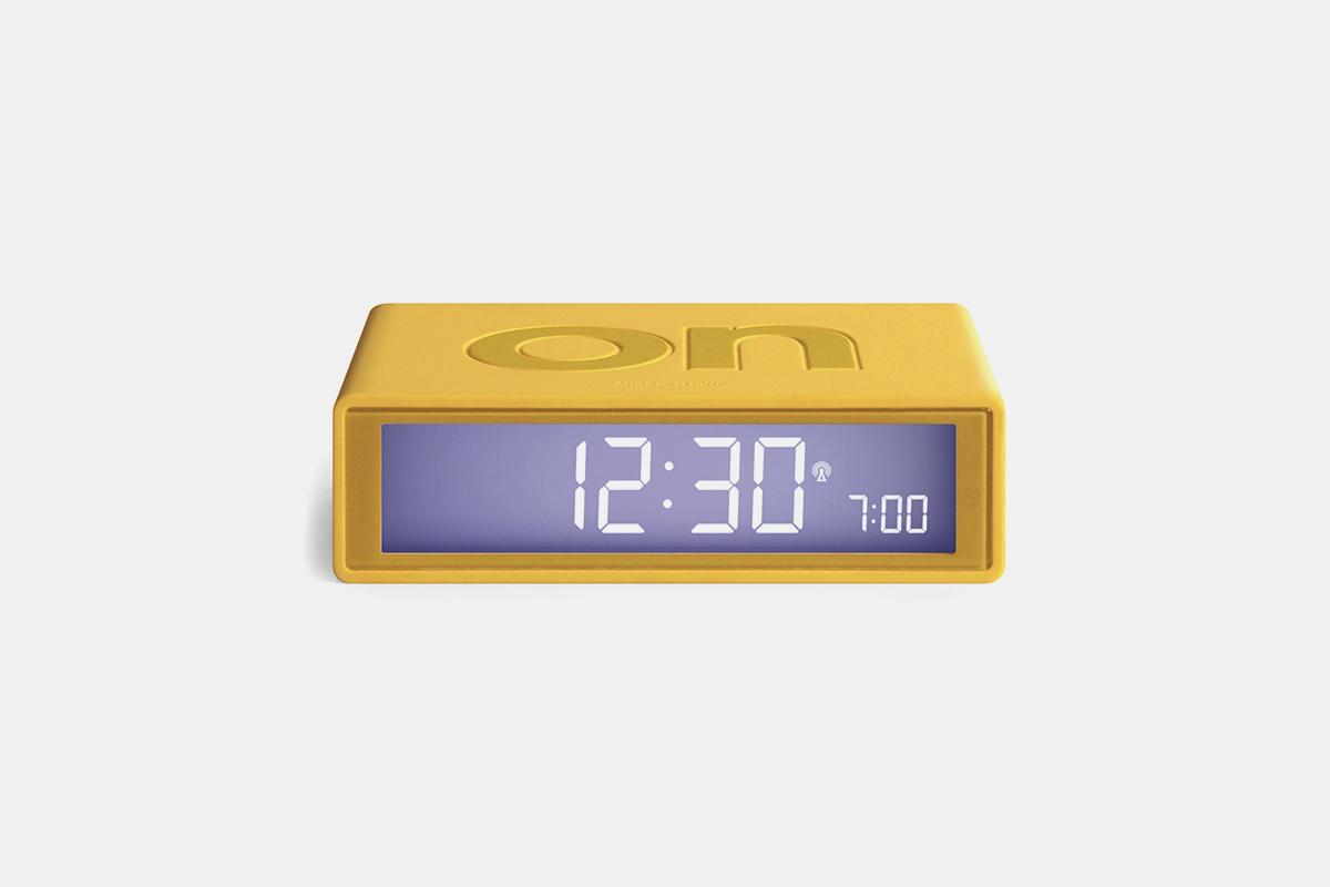 lexon alarm clock