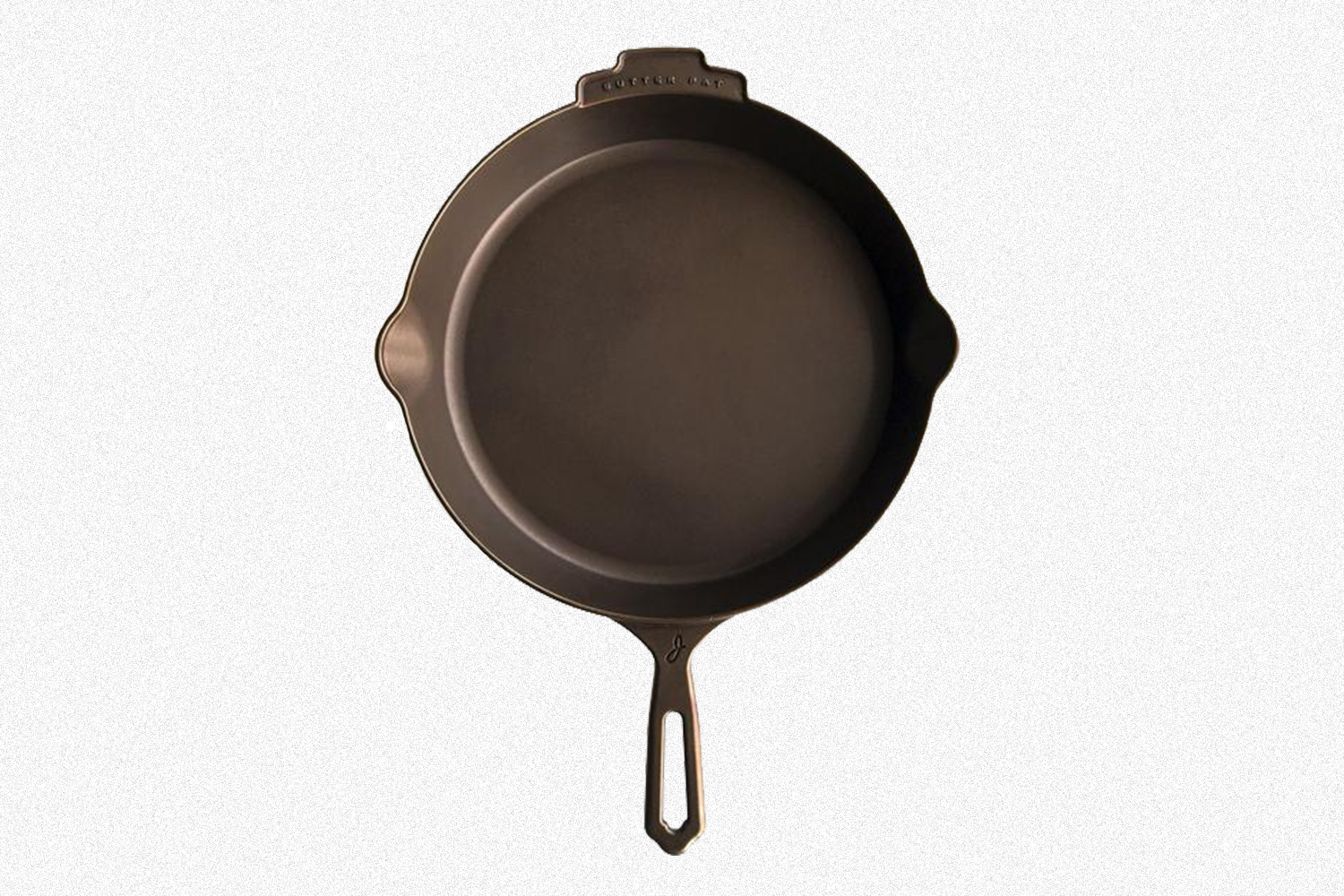 Butter Pat Industries cast-iron skillet