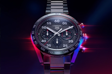 Porsche and TAG Heuer Celebrate Their Shared History With the Carrera Porsche Chronograph