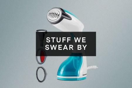 Stuff We Swear By: Beautural Steamer