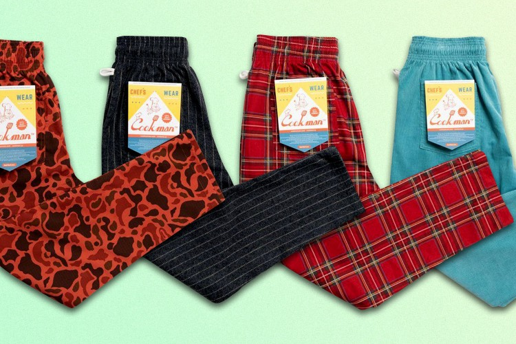 Cookman Chefs Pants in a Diverse Range of Colors