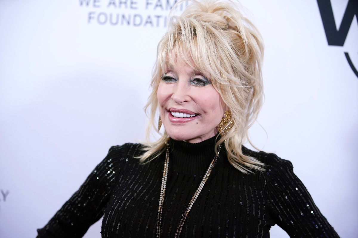 Dolly Parton at We Are Family Foundation
