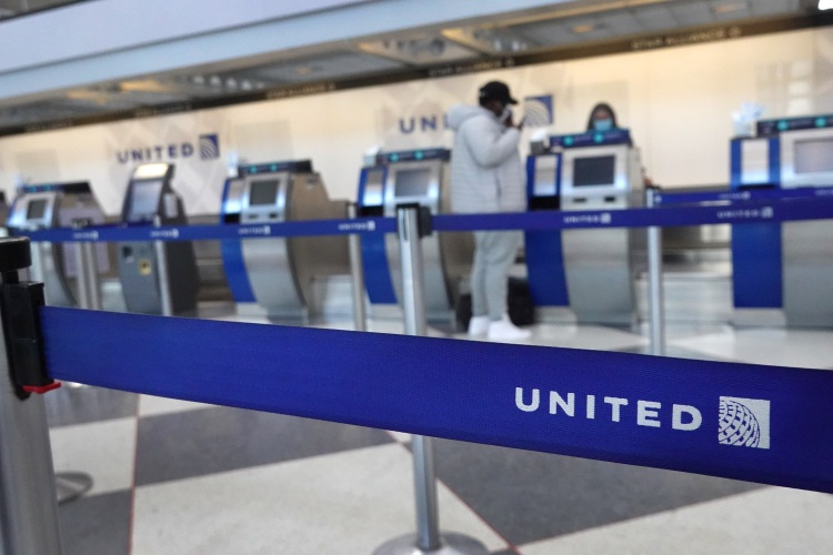 United received the most complaints of all U.S. carriers