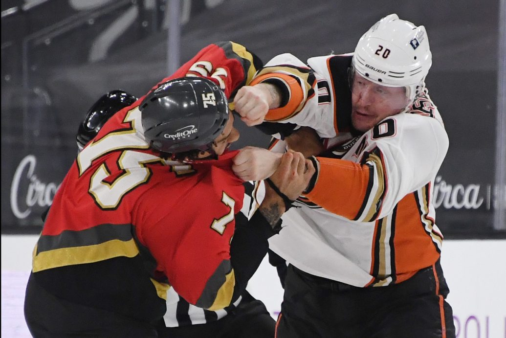 New NHL Schedule Format Leading to Increase in Fights This Season