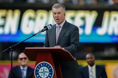 Seattle Mariners President and CEO kevin mather