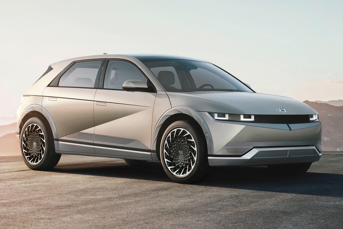 2022 Hyundai Ioniq 5 electric hatchback