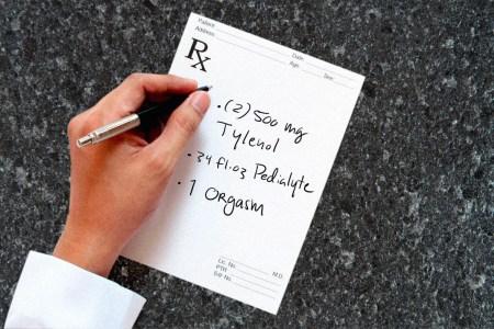 prescription pad