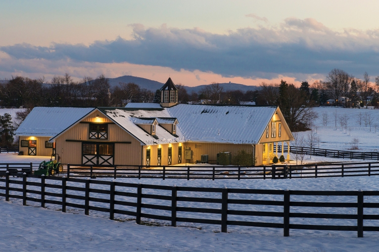 Three Excellent Winter Getaways Hiding in the Hills of Virginia
