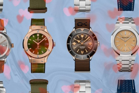 valentines day watches for her