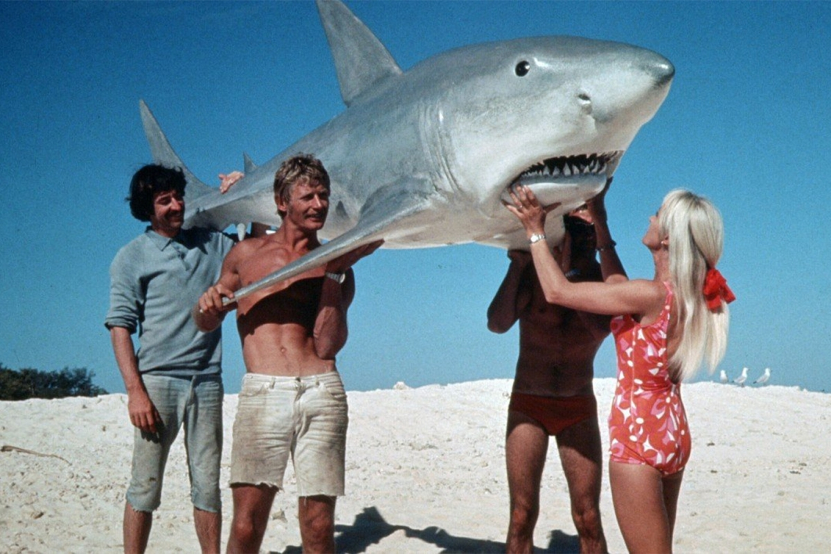 """What It Was Like to Film the Shark Sequences for """"Jaws"""""""