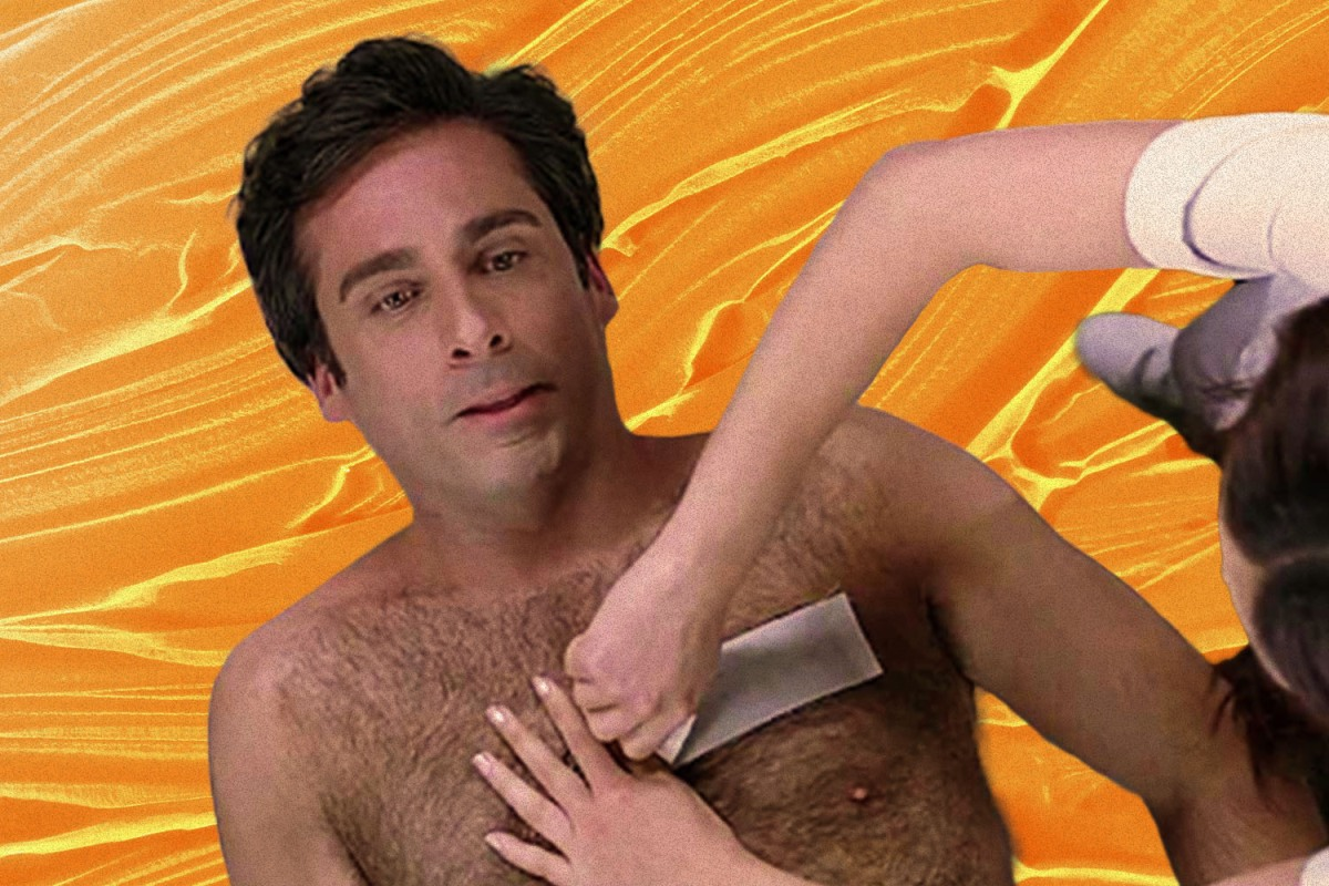 Here's Everything You Need to Know About Male Waxing
