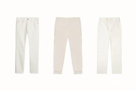 Best White Pants for Men
