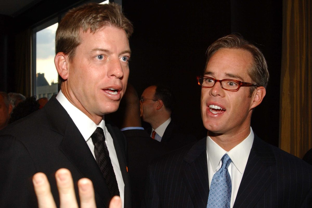 Fox's Joe Buck Admits Drinking Tequila With Troy Aikman During Games