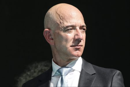 Is Jeff Bezos Interested in Buying the Washington Football Team?