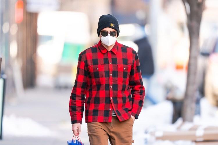 Bradley Cooper Street Style
