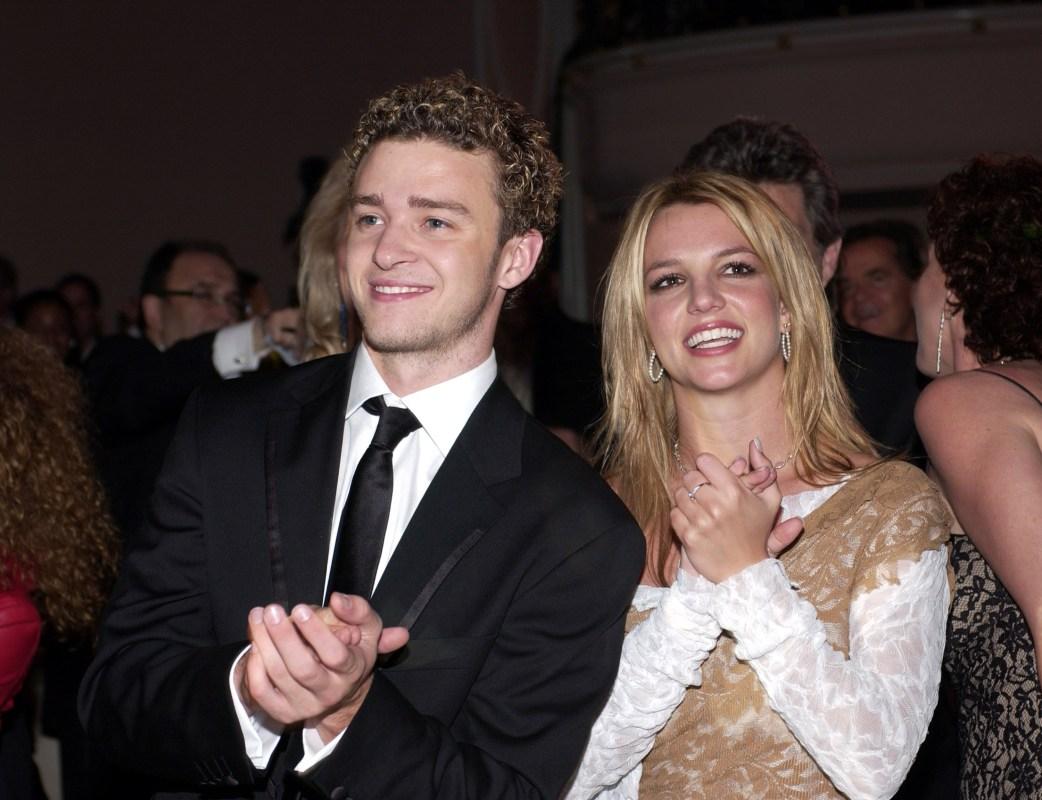 And spears timberlake Justin Timberlake