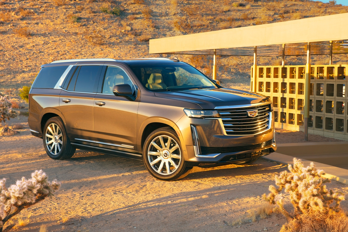 "Review: The 2021 Cadillac Escalade Finally Feels Like a Bona Fide ""Luxury"" SUV"