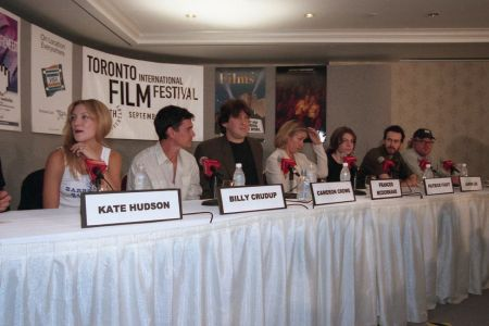 Almost Famous TIFF Press Conference