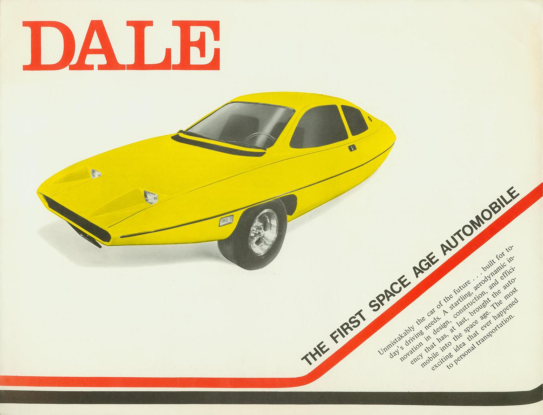 The Dale car brochure