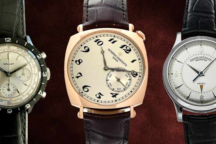 ebay five watch collectors on the watches they covet