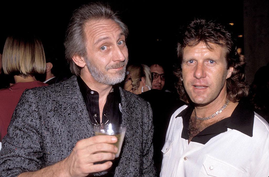 John Entwistle of The Who Dies in Las Vegas - File Photos
