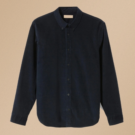Deal: Everlane's Corduroy Button-Down Is 50% Off