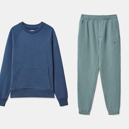 Meet Everlane's Track Collection, a New Line of Sweatshirts, Hoodies and Sweatpants