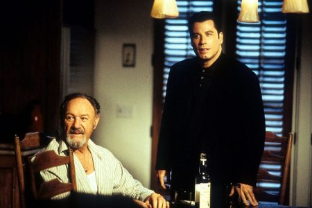 Gene Hackman And John Travolta In 'Get Shorty'