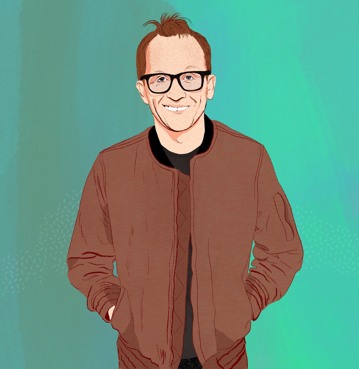 chris gethard beautiful stories from anonymous people podcastr