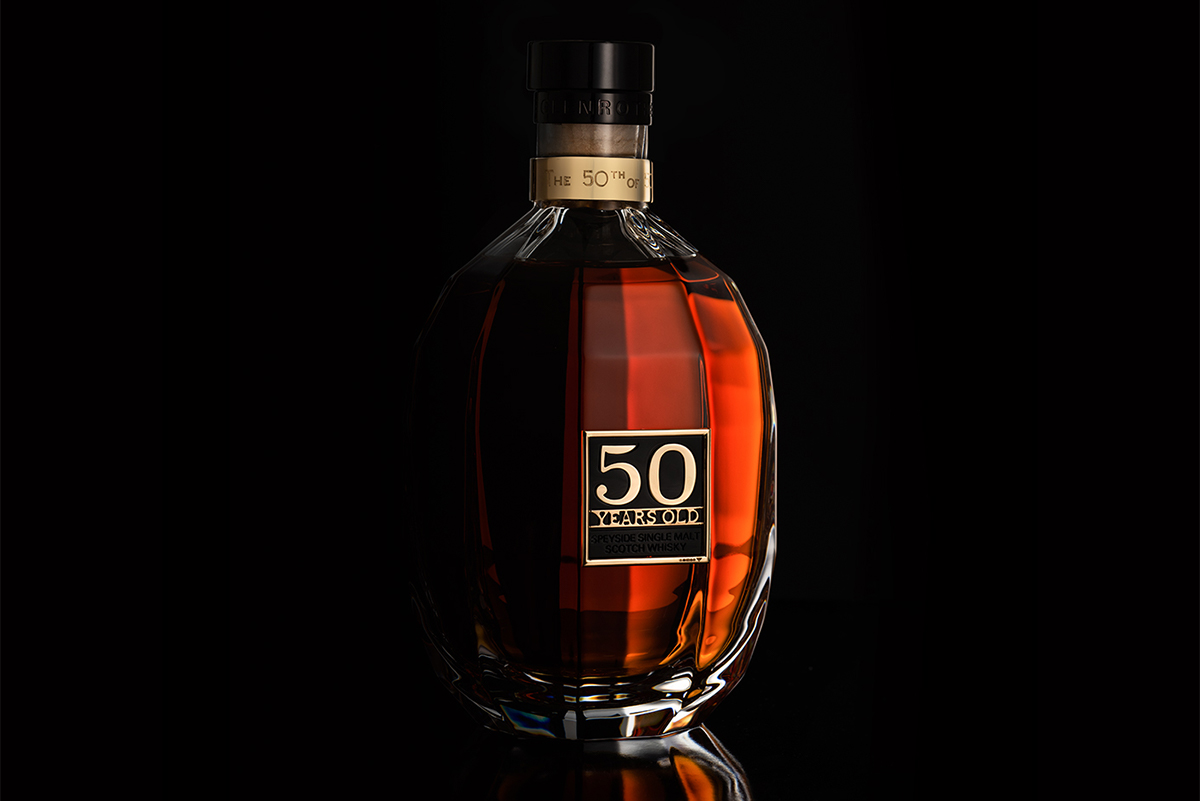 The Glenrothes 50