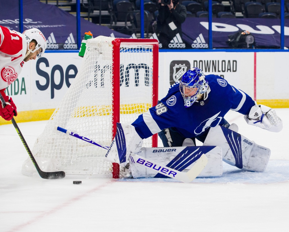 The Hypothetical Rule Changes That Could Fix the NHL's Goaltending Problem
