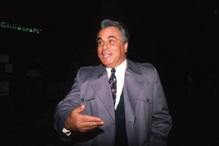mobster John Gotti